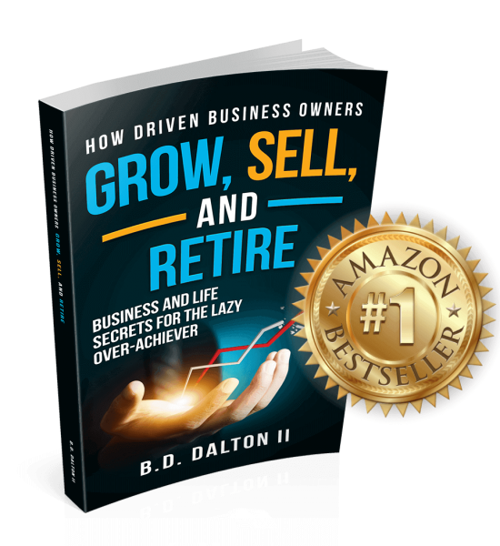 Grow, Sell, Retire Bestselling Book