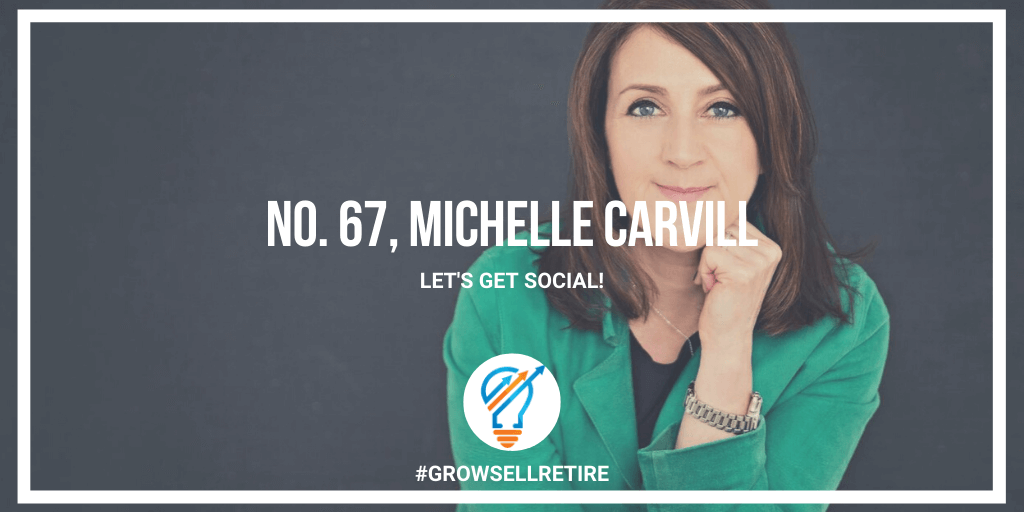 Michelle Carvill